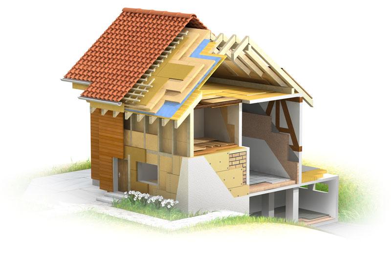 5 astuces pour bien isoler votre maison