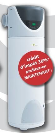 Chauffe-eau écologique : économiser 100 euros