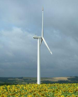 Les crédits pour les nouvelles énergies : les éoliennes