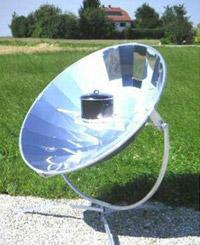 Energie solaire : comment faire cuire un gâteau dans un four solaire ?