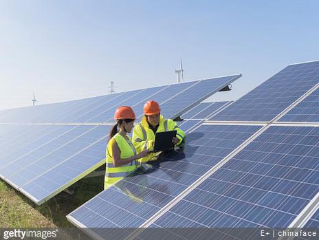 Energies renouvelables : 70 % de l'électricité d'ici 2040