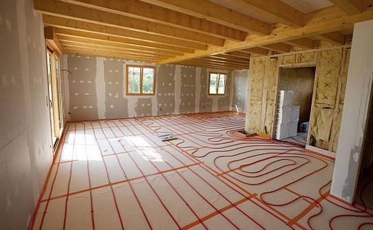 Maison en construction : comment choisir le type de chauffage qui nous convient ?