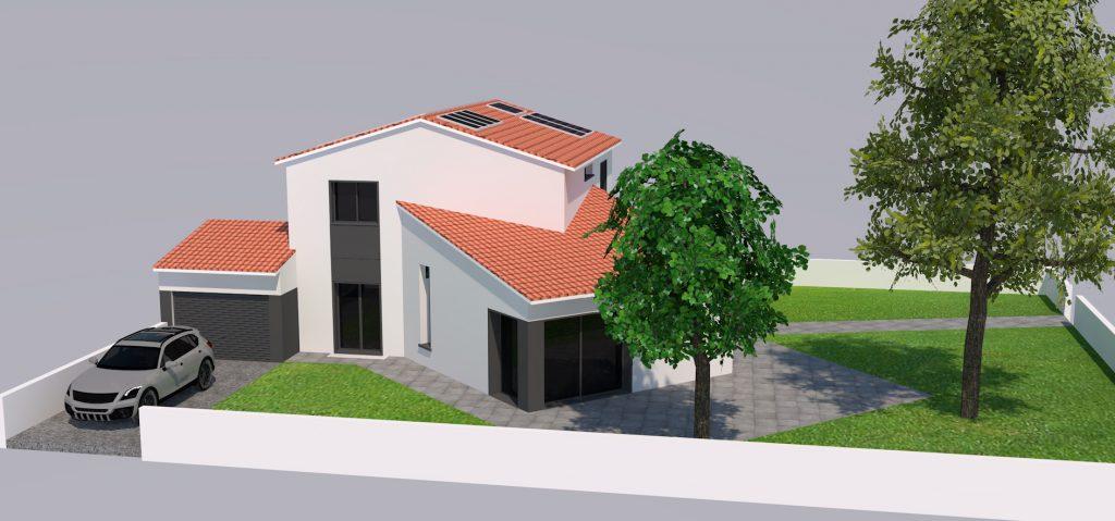 Qu'est-ce qu'une maison à énergie positive ?