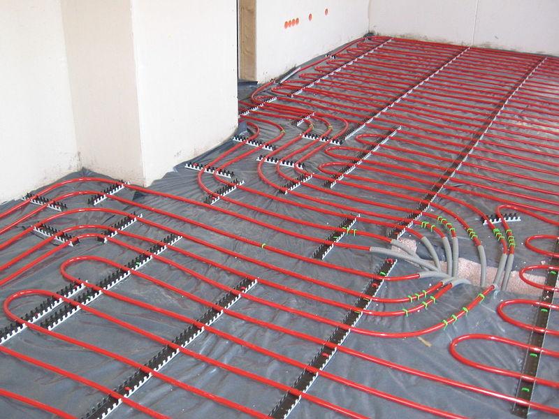 Quelles aides pour l'installation d'un plancher chauffant Infracable ?